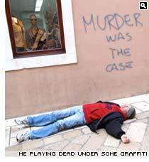 Simon Jones is dead!