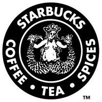 Starbucks old logo