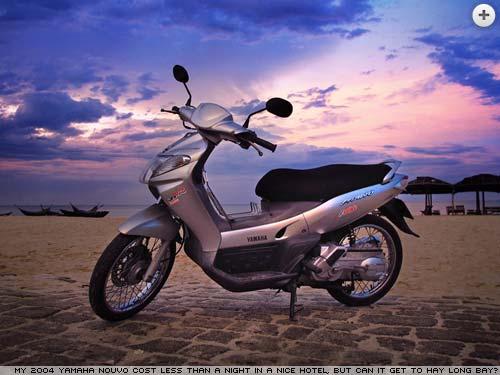 My 2004 Yamaha Nouvo