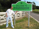 Fingeringhoe