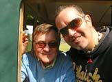 Simon Jones and Jeffrey Hyman