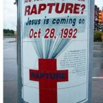 IN CASE OF RAPTURE